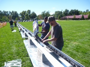 Csg Helps Break Worlds Longest Bratwurst Record 170ft