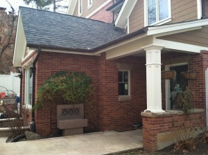 Copper Gutter Projects In Denver Co