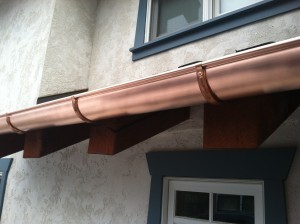 copper gutter denver, co