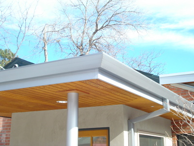 Fascia Profile Gutter Denver Colorado