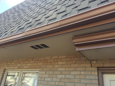 gutters for house