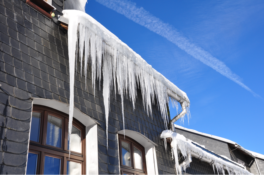 Important facts about ice damage