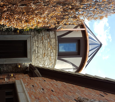 Copper Radius Gutter in Denver CO